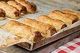 Hazeldines Fresh Prepared Sausage Rolls