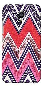 NAV Printed Back Cover For Micromax Canvas Xpress 2 E313 :: Micromax Canvas Nitro 4G E455
