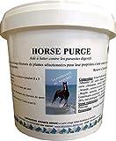 HORSEPURGE Granulés 1.5 Kg. Non Dopant