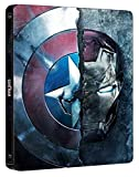 Captain America : Civil War - 3D+2D - Edition Limitée Bluray Steelbook [Blu-ray]