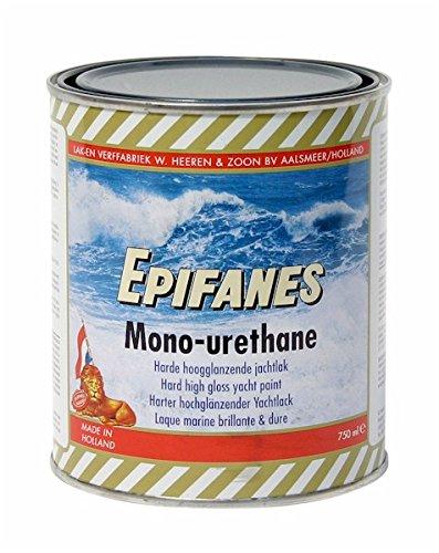 EPIFANES Mono-Urethane 1K Lack schwarz E3-3119, 750 ml (Lack Epifanes)