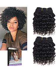 Amazon weave and curly hair extensions hair extensions emmet short curly hair extension 8inch easy installing pmusecretfo Images