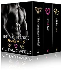 The Austin Series (Books 4-6)