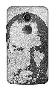 Blink Ideas Back Cover for Moto X 2nd Gen