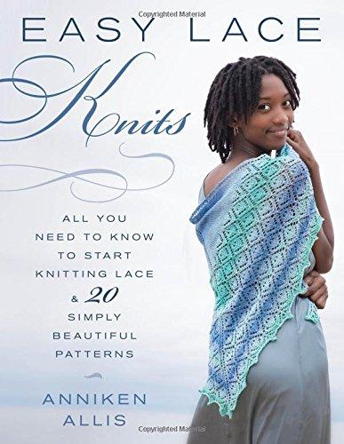 Easy Lace Knits (Shetland Knitting Lace)
