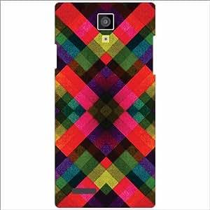 Design Worlds - Micromax Canvas Xpress A99 Designer Back Cover Case - Multi...