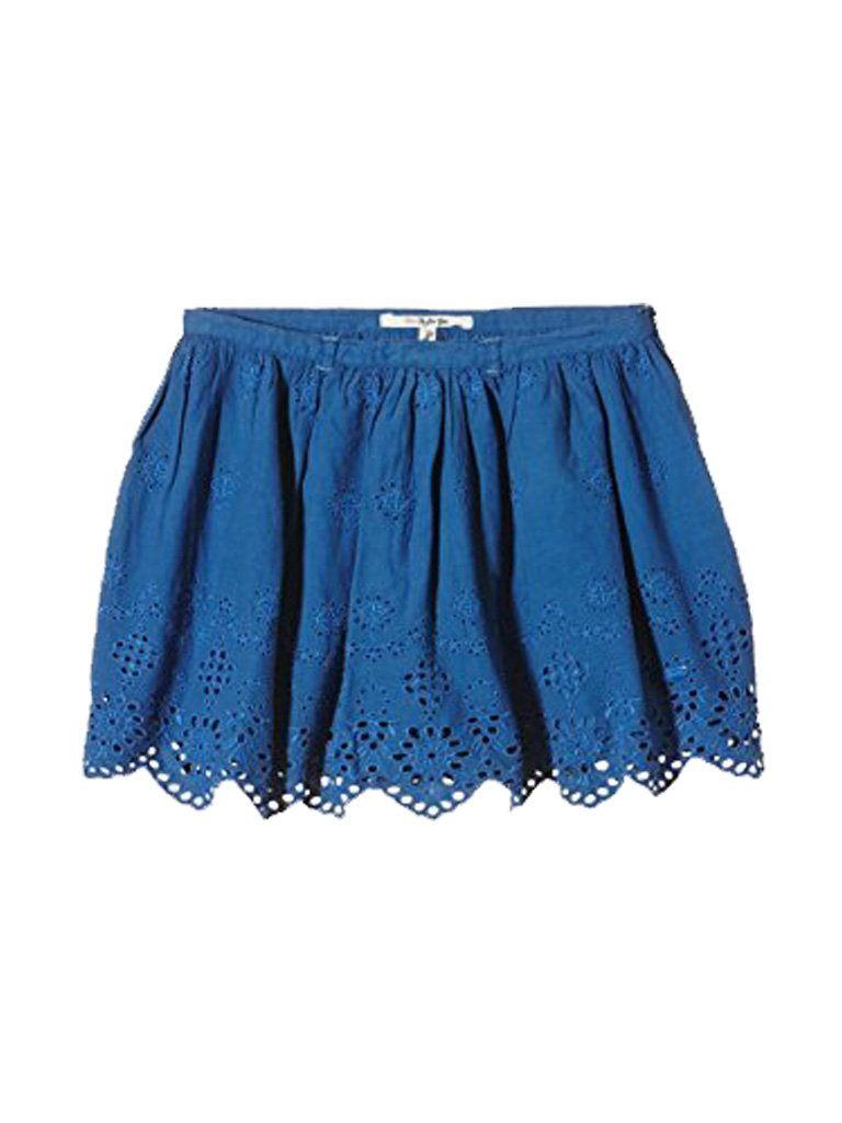 Pepe Jeans Falda Betty, Chica, Color Middle Blue