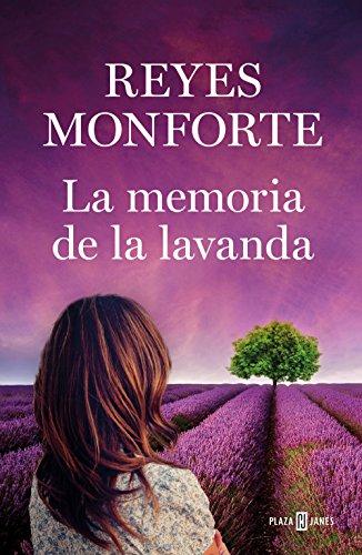 La memoria de la lavanda, Reyes Monforte 51ol2zY4sVL