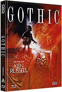 Gothic [Blu-Ray+DVD] - uncut - auf 111 Stück limitiertes Mediabook Cover D