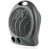 Taurus Gobi Calefactor, termoventilador, silencioso, 2000 W, termostato ajustable, función ventilación