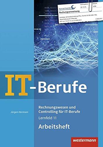 IT-Berufe: Rechnungswesen und Controlling für IT-Berufe: Arbeitsheft