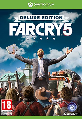 Far Cry 5 Deluxe Edition | Xbox One - Download Code