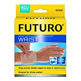 Futuro Wrap Around Reversible and Adjustable Beige Wrist Support - 14 cm - 24.1 cm
