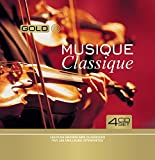 Musique Classique : Les Plus grands airs Classiques par les meilleurs interprètes (Coffret Metal 3 CD)