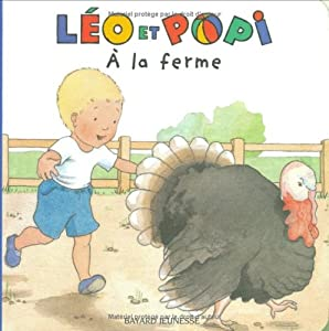 """Afficher """"Léo et Popi n° 11 À la ferme"""""""