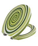 Wenko Change Circles Toilet Seat, Green