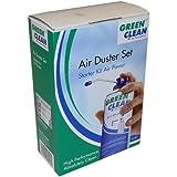 GREEN CLEAN Air Power Starterkit (2 x G-2041, 1 x V-2000)
