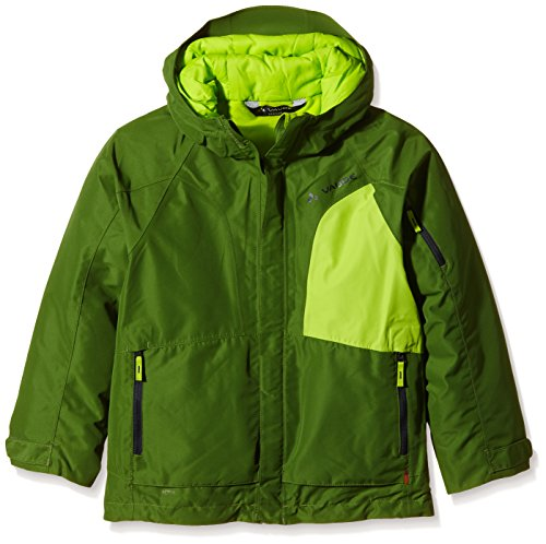 Vaude Kinder Jacke Boys Paul Jacket, Basil Green, 110/116, 05252