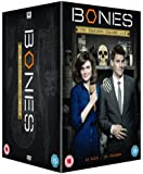 The Complete Bones DVD Collection: Series 1, 2, 3, 4, 5, 6, 7 and 8 (45 Discs) Boxset + Audio Commentary, Gag Reels, Deleted Scenes, Extended and Unaired Episodes and Featurettes