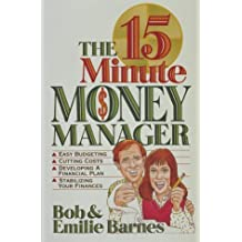 The 15-Minute Money Manager by Bob Barnes (1993-05-02)
