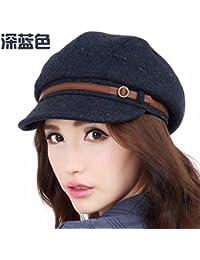RangYR Sombrero De Mujer Sra. Cap Spring Cap Hat Casquillo Casual De Otoño  Invierno M 6615cd1524a