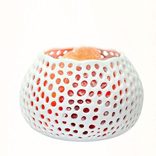 personnalité simple Lumières de sel Lumière réglable Lumière de décoration créative Lumière Minérale naturelle Lumières de sel