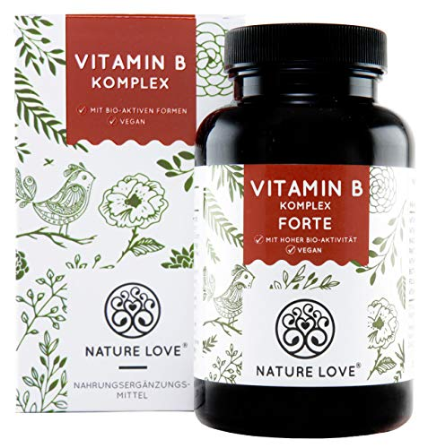 *NATURE LOVE® Vitamin B Komplex Forte*