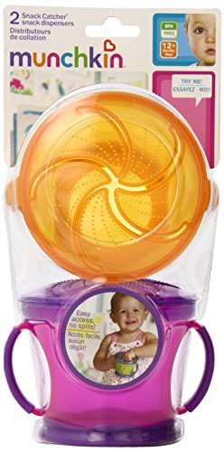 munchkin-two-snack-catchers-colors-may-vary