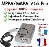 MISTER DIAGNOSTIC MPPS V3.0 Professionnel + Pack Logiciel Programmation
