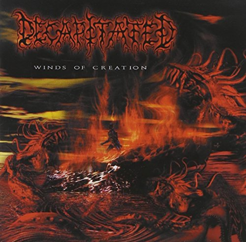 Winds of Creation (Decapitated-cd)
