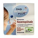 DAS gesunde PLUS Nasenspülsalz Beutel (60 Dosierbeutel)