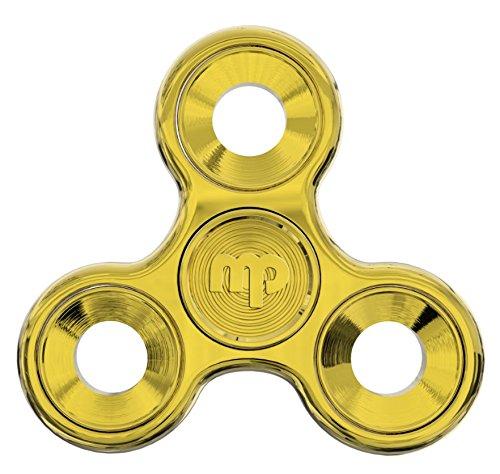 MUPATER Fidget Spinner, EDC Spinner Fidget Juguete, Reductor de Estrés para los Niños y Adultos, Oro-oro