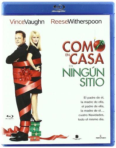 Como en casa en ningún sitio (Four Christmases) [Blu-ray]