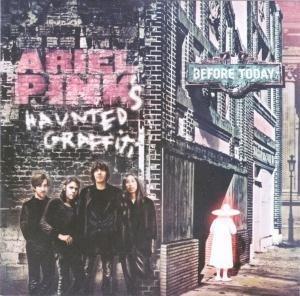 BEFORE TODAY LP (VINYL ALBUM) UK 4AD 2010 - Ariel Album
