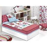 Cañete - Saco nórdico GLOBE cama 90 - Color Globe A con relleno