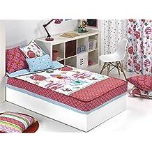 Cañete - Saco nórdico GLOBE cama 105 - Color Globe A con relleno