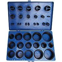 BGS 8061 | Surtido de juntas tóricas | pulgadas | 419 piezas