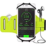 Aeoss Armband Sports Running Bag for 4.0-6.0 inch Cell Phone Case for Samsung Galaxy S8/S8 Plus/S7/S7 Edge for iPhone 7/7 Plus/6/6 S