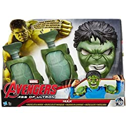 Marvel Avengers - Músculos Hulk, figura (Hasbro B0428)