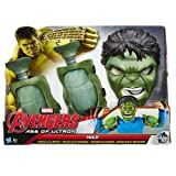 Marvel Avengers Age of Ultron Hulk Muscles and Mask