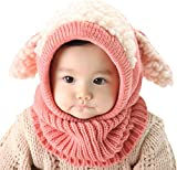 Best Christmas Gifts For Toddlers - Tuopuda Baby Girls Boys Toddler Winter Hat Scarf Review