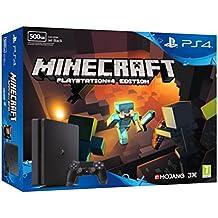 PlayStation 4 (PS4) - Consola De 500 GB + Minecraft