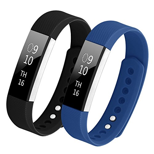 Bepack-Fitbit-Alta-HR-CorreaTPU-Soft-Silicona-Adjustable-de-Reemplazo-Strap-Pulsera-para-Fitbit-Alta-Heart-Rate