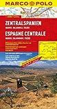 Spanien. 1:300000/MARCO POLO Karte Zentralspanien: Spanien Blatt 5: Madrid/Salamanca/Toledo - Polo Marco