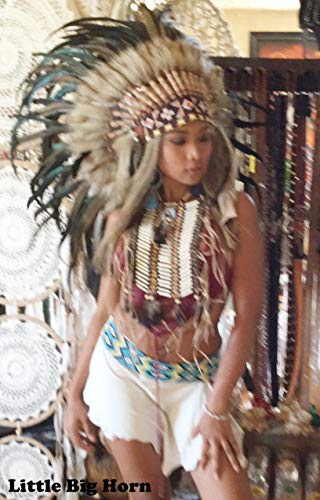 2 Federhauben 2War bonnet, Federhaube, Indianer Kopfschmuck, Karneval, Halloween, Fotoshooting, Federhaube Dekoration Kopfschmuck coiffe indienne Real Feather war bonnet Indian Headdress War bonnet Real Feathers Indian Headdress, Tocado indio, Federhaube Fotoshooting Neue Kollektion 2019 Little Big Horn