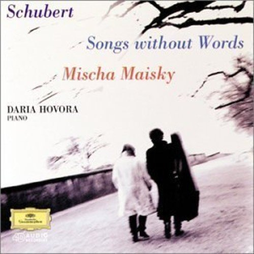 Schubert:Songs Without Words [Import USA]