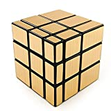 #8: Theme My Party Gold Mirror Cube