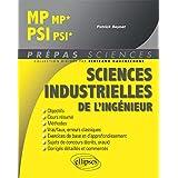 Sciences industrielles de l'ingénieur MP MP*, PSI PSI*
