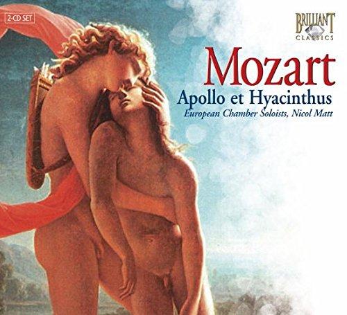 Mozart : Apollo et Hyacinthus