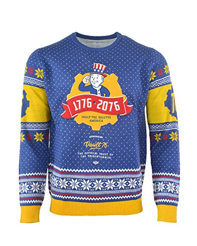 Fallout 76 Christmas Jumper Ugly Sweater For Men Women Boys & Girls